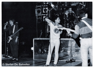 3-3-83 Cirque Royal, Brussels - Soundcheck